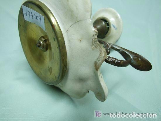 Antigüedades: PALMATORIA MODERNISTA - Foto 7 - 139052410