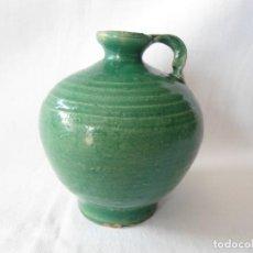 Antigüedades: ANTIGUA PERULA DE CERAMICA 12 CM. Lote 139064350