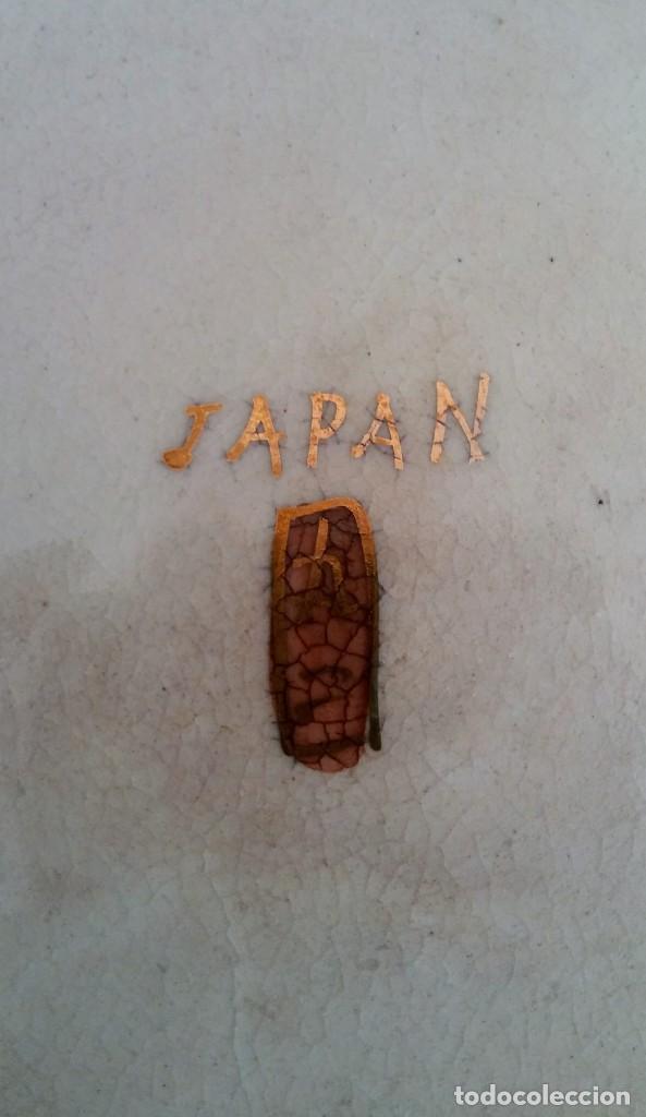 Antigüedades: TAZA Y PLATO MADE IN JAPAN - Foto 2 - 139069810