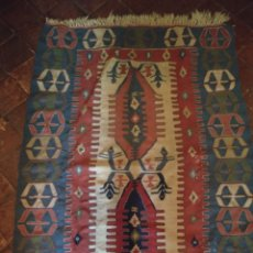 Antiques - Kilim turco antiguo. - 139085350