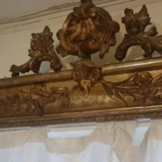 Antigüedades: GALERÍA DE PAN DE ORO. Lote 139129146