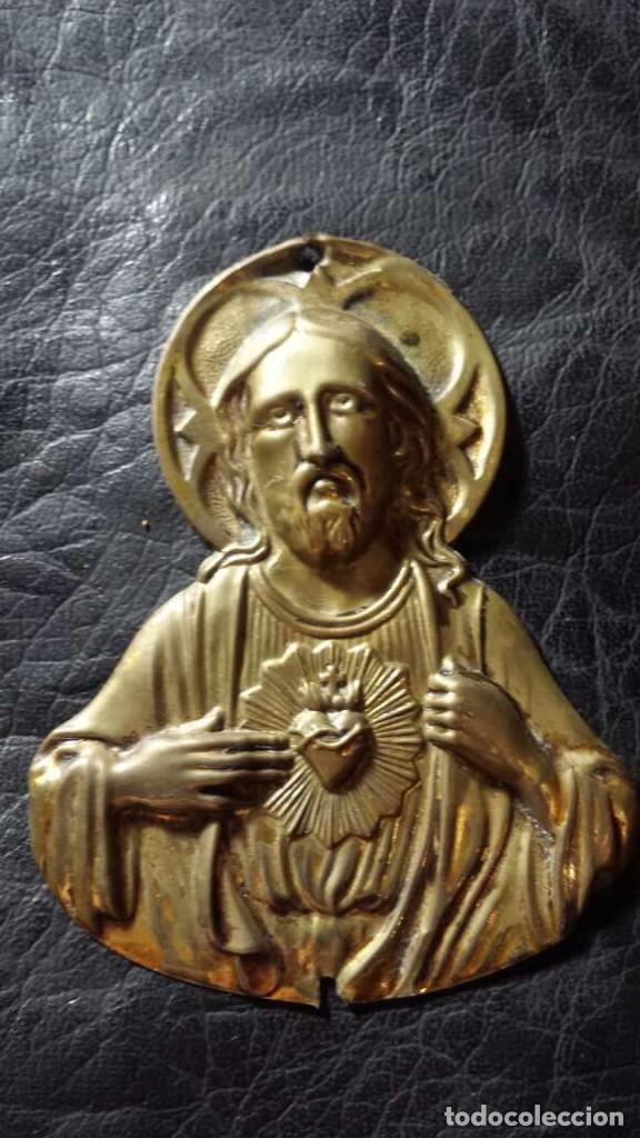 JESÚS PUERTA DE ENTRADA, ANTIGUA (Antigüedades - Religiosas - Varios)