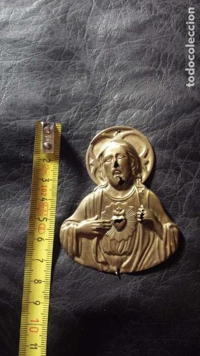 Antigüedades: Jesús antiguo , puerta de entrada - Foto 2 - 139130682