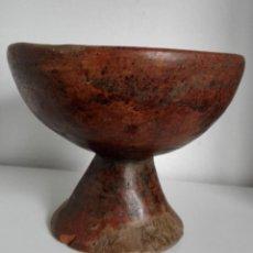 Antigüedades: .VASIJA DE CERÁMICA ANTIGUA.. Lote 139162698