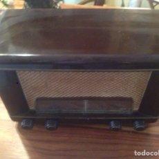 Antigüedades: RADIO ANTIGUA AÑOS 20. Lote 139166584