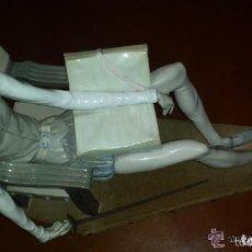Antigüedades: LLADRO, DON QUIJOTE DE PORCELANA PRIMERA EPOCA AÑOS 70. Lote 139177330