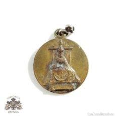 Antigüedades: ANTIGUA MEDALLA VIRGEN DE LAS ANGUSTIAS PATRONA DE GRANADA. Lote 139189646