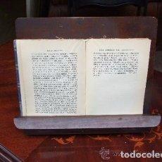 Antigüedades: ATRIL DE MADERA. Lote 139190530