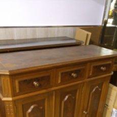 Antigüedades: MUEBLE RECIBIDOR ZAPATERO. Lote 139198678
