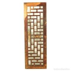 Antigüedades: VENTANA CELOSÍA CHINA. Lote 139246998