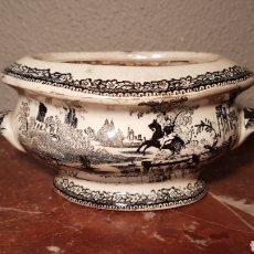 Antigüedades: SALSERA DE SARGADELOS / PICKMAN . SIGLO XIX. Lote 139247304