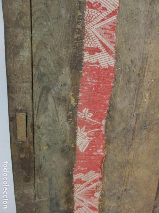 Antigüedades: Antiguo Armario Rústico - Alacena - Mueble Español - Madera de Roble - S. XVII - Foto 35 - 139262390
