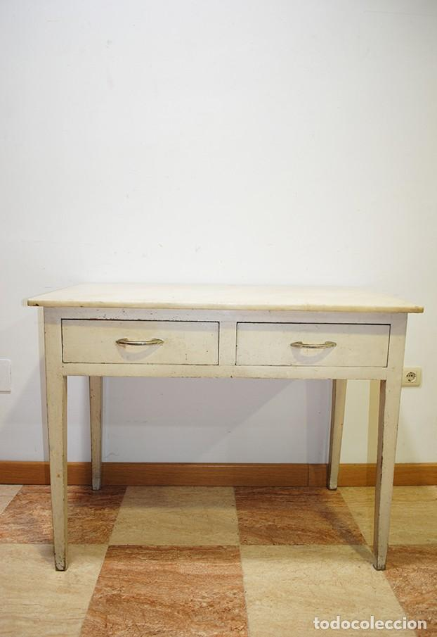 antigua mesa de cocina - Comprar Mesas Antiguas en todocoleccion ...