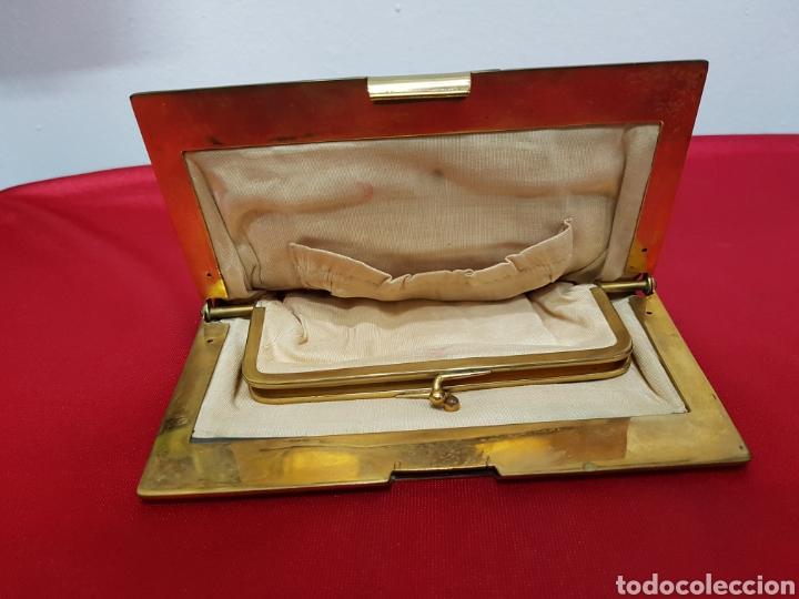 Antigüedades: Bolso seda modernista - Foto 7 - 139331936