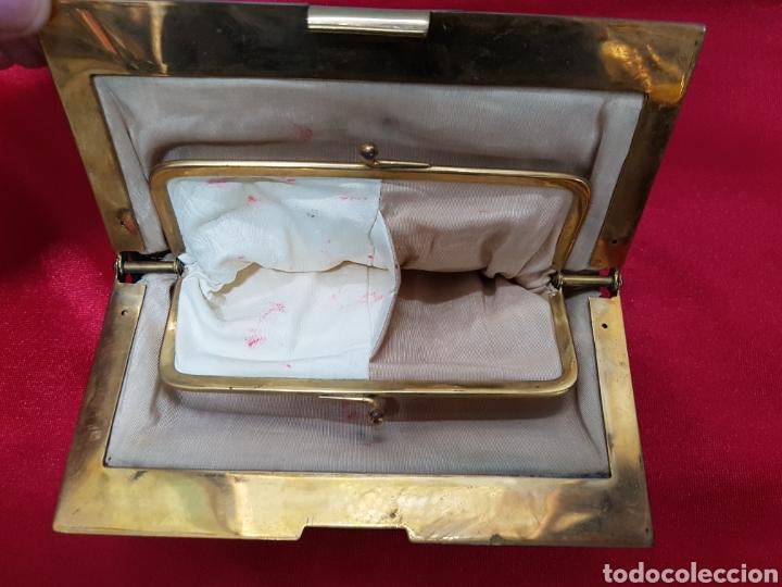 Antigüedades: Bolso seda modernista - Foto 8 - 139331936