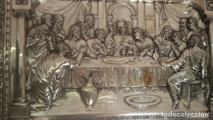 Antigüedades: Cuadro última cena - Foto 2 - 139334922