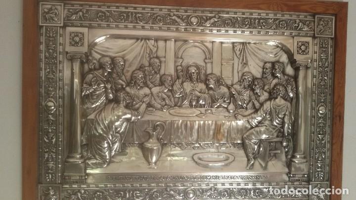 Antigüedades: Cuadro última cena - Foto 3 - 139334922