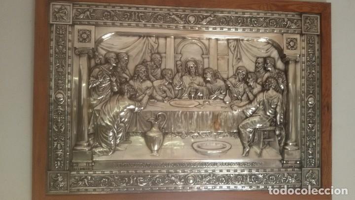 Antigüedades: Cuadro última cena - Foto 4 - 139334922