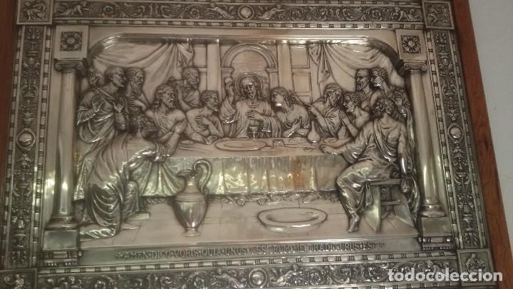 Antigüedades: Cuadro última cena - Foto 5 - 139334922