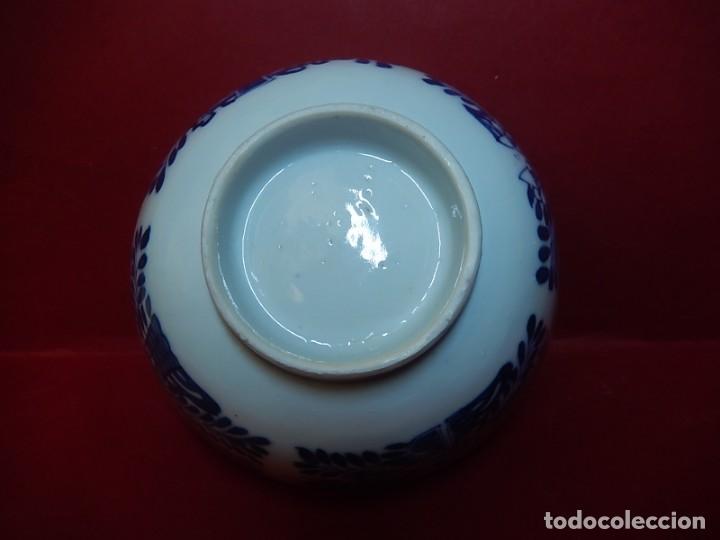 Antigüedades: Pareja de cuencos chinos, porcelana de Cantón. Siglo XIX. - Foto 17 - 139371370