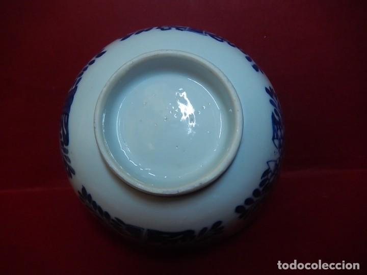 Antigüedades: Pareja de cuencos chinos, porcelana de Cantón. Siglo XIX. - Foto 18 - 139371370