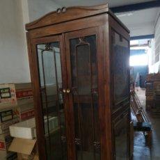 Antigüedades: ANTIGUA Y GRAN CABINA DE TELÉFONO DE INTERIOR DE HOTEL, PRINCIPIOS DE SIGLO.. Lote 139421733