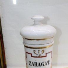 Antigüedades: ALBARELO - BOTE DE FARMACIA S. XIX . Lote 139435894