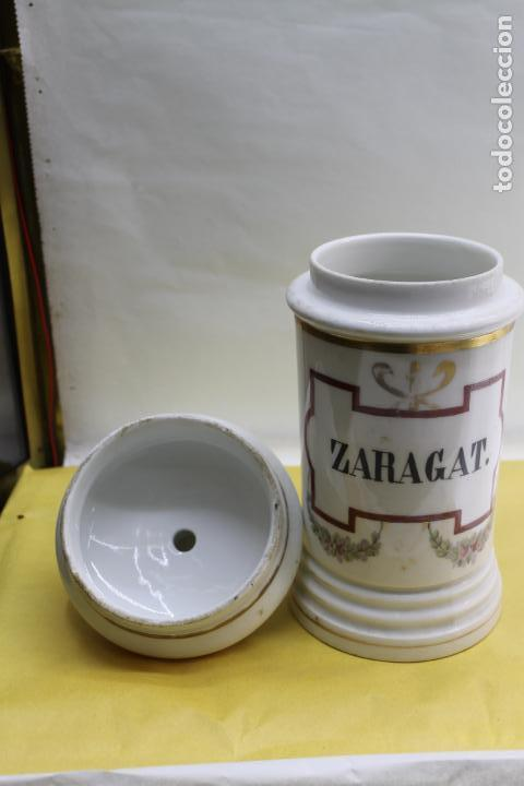 Antigüedades: ALBARELO - BOTE DE FARMACIA S. XIX - Foto 3 - 139435894