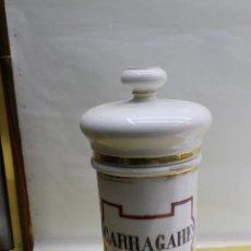 Antigüedades: ALBARELO - BOTE DE FARMACIA S. XIX. Lote 139436674