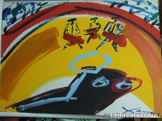 ANTONI XAUS, TAUROMAQUIA (Antigüedades - Hogar y Decoración - Otros)