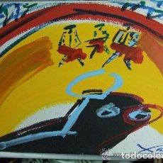Antigüedades: ANTONI XAUS, TAUROMAQUIA. Lote 139448090