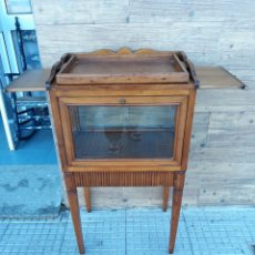 Antigüedades: MUEBLES VITRINA CAMARERA. Lote 139496362