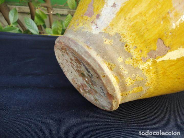 Antigüedades: Alfarería catalana: Càntir Figueres XIX - Foto 4 - 139508402