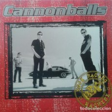 Discos de vinilo: CANNONBALLS: DEVIL IN HEELS + SWEET AND SWEATIN´+ CANNONBALLROOM + JUMPIN´ JACK FLASH. Lote 139525030