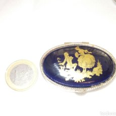 Antigüedades: CAJITA PLATEADA. Lote 139533825
