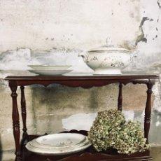 Antigüedades: CAMARERA INGLESA . Lote 139582698