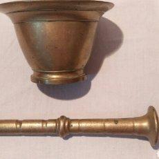Antigüedades: ALMIREZ DE BRONCE, MEDIADOS DEL SIGLO XX, VER. Lote 139593000