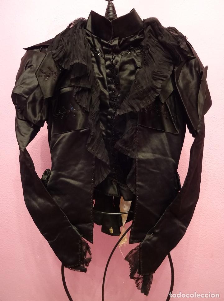 CHAQUETILLA SIGLO XIX (Antigüedades - Moda y Complementos - Mujer)