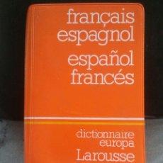 Diccionarios: DICCIONARIO LAROUSSE DE BOLSILLO (FRANCES-ESPAÑOL). Lote 139628882