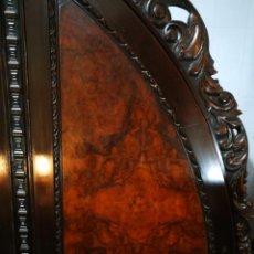 Antigüedades: ARMARIO ROPERO SEMICIRCULAR. Lote 139629578