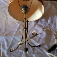 Antigüedades: LAMPARA. Lote 139657426
