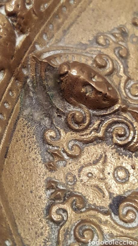 Antigüedades: PAREJA DE VELONES ANTIGUOS - Foto 6 - 139659040