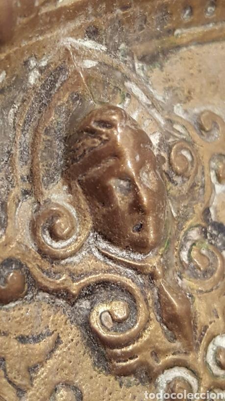 Antigüedades: PAREJA DE VELONES ANTIGUOS - Foto 14 - 139659040