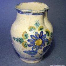 Antigüedades: JARRA CERÁMICA DE PUENTE DEL ARZOBISPO . Lote 139689398
