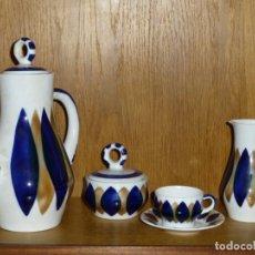 Antigüedades: JUEGO CAFE (6) SARGADELOS 1970. Lote 139702122