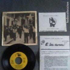 Discos de vinilo: JOYA/RARO EP. FRACCION EJERCITO ROJO , DANZA DE LOS CONSEJOS OBREROS+2 (GOLDSTEIN, 1982).+ENCARTES. Lote 139712122