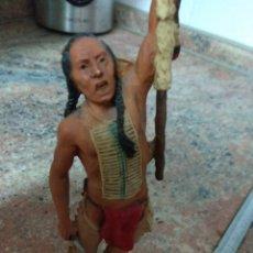 Antigüedades: INDIO COLECCIÓN CASTAGNA 1991. Lote 139718694