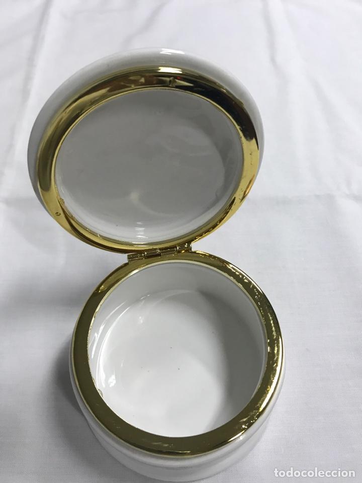 Antigüedades: Caja porcelana Limoges - Foto 2 - 139719962