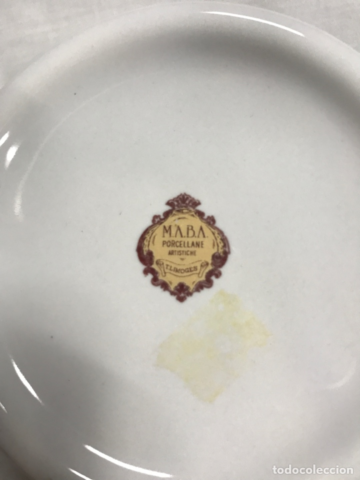 Antigüedades: Caja porcelana Limoges - Foto 3 - 139719962