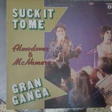 Discos de vinilo: MAXI ALMODOVAR Y MACNAMARA.. Lote 139725001
